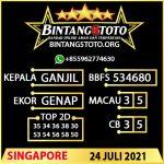 Rumus Bintang5 Singapore 24 JULY 2021