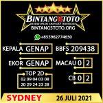 Rumus Bintang5 Sydney 26 JULY 2021